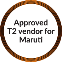 Approved T2 Vendor of Maruti