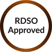 RDSO Approved
