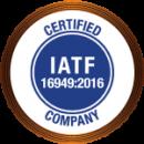 IATF-Certified