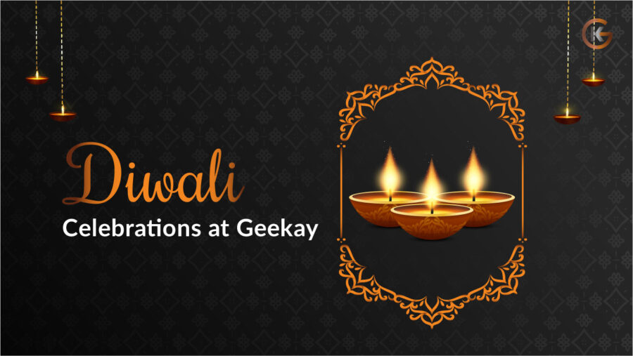 Diwali Celebrations at Geekay